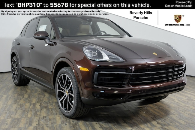 New 2019 Porsche Cayenne SUV For Sale in Los Angeles, CA