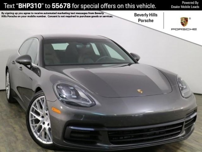 New 2018 Porsche Panamera 4S Sport Turismo 4S Sedan For Sale in Los Angeles, CA
