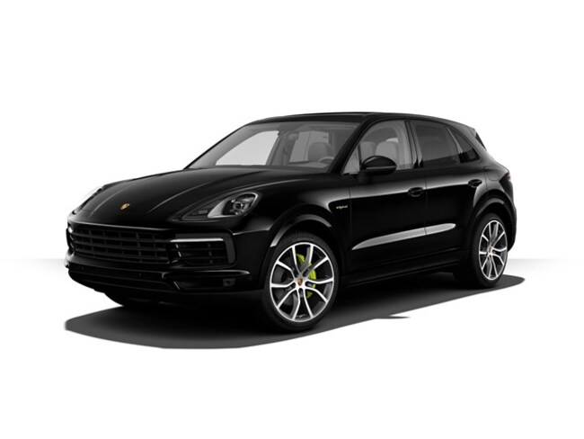 New 2019 Porsche Cayenne E-Hybrid SUV For Sale in Los Angeles, CA