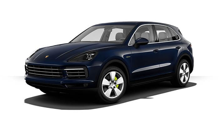 2019 porsche cayenne trim levels base vs s vs turbo near los angeles ca
