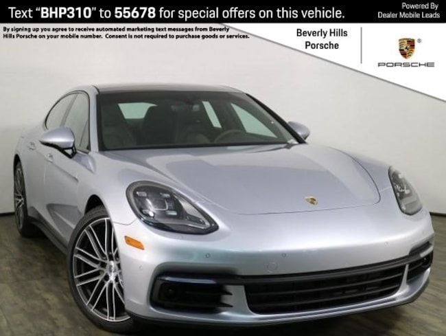 New 2018 Porsche Panamera Base Sedan For Sale in Los Angeles, CA