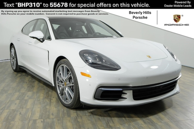 New 2018 Porsche Panamera Sedan For Sale in Los Angeles, CA