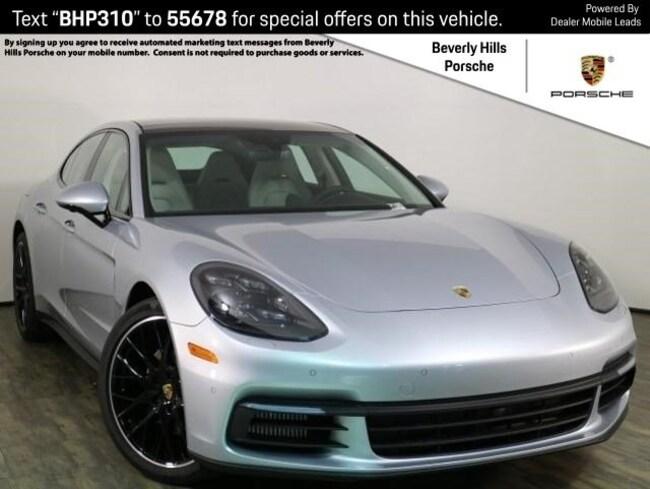 New 2018 Porsche Panamera 4S 4S Sedan For Sale in Los Angeles, CA