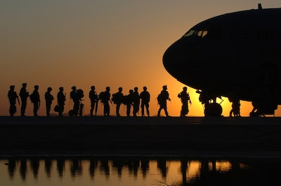 Active Military & First Responders