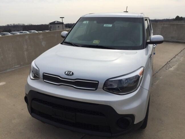 New 2018 Kia Soul Base Hatchback in Alexandria, VA
