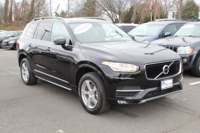 Used 2016 Volvo XC90 T5 Momentum SUV for sale in Falls Church, VA at Don Beyer Volvo