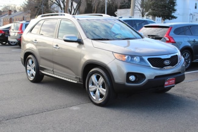 Used 2012 Kia Sorento EX SUV For Sale in Falls Church, VA