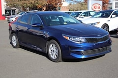 New 2016 Kia Optima LX Sedan 5XXGT4L35GG082917 for sale in Falls Church, VA