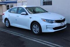 New 2016 Kia Optima LX Sedan KNAGT4L30G5098430 for sale in Falls Church, VA