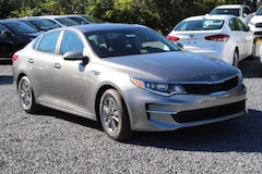 New 2018 Kia Optima LX Sedan 5XXGT4L12JG206289 for sale in Falls Church, VA
