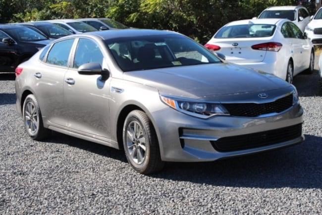 New 2018 Kia Optima LX Sedan in Alexandria, VA