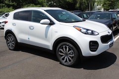 New 2017 Kia Sportage EX SUV KNDPNCAC4H7280468 for sale in Falls Church, VA