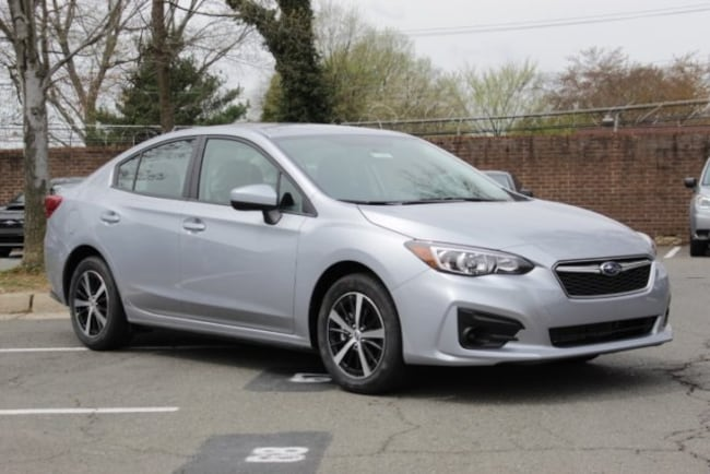New 2019 Subaru Impreza 2.0i Premium Sedan 4S3GKAC66K3615863 in Alexandria,VA