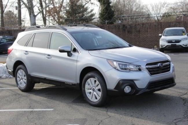 New 2019 Subaru Outback 2.5i Premium SUV 4S4BSAHC8K3287933 in Alexandria,VA