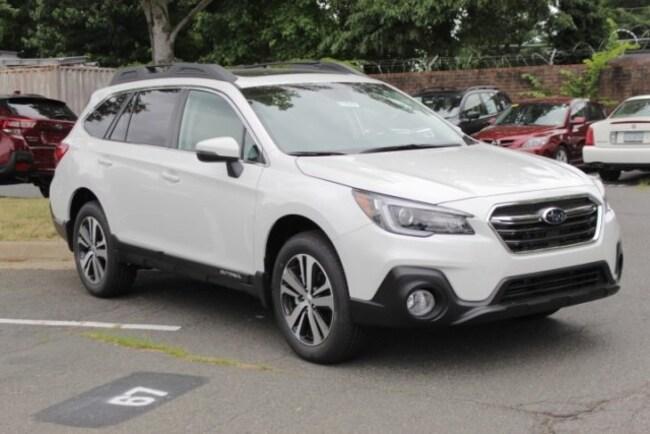 New 2019 Subaru Outback 2.5i Limited SUV 4S4BSANC8K3374302 in Alexandria,VA