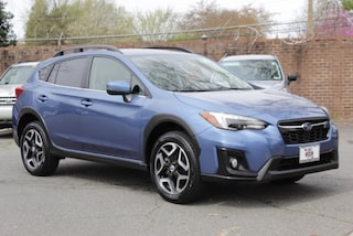 Used 2018 Subaru Crosstrek 2.0i Limited SUV JF2GTAMC7JH317066 for sale in Alexandria, VA
