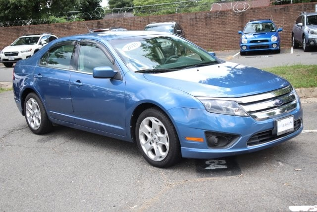 2010 Ford Fusion SE Sedan 3FAHP0HA6AR173573