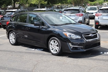 Used Subaru Impreza Hatchback >> Used 2016 Subaru Impreza 2 0i Premium For Sale In Alexandria Va Jf1gpab68g8328351 Serving Washington Dc