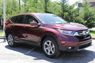 Used 2017 Honda CR-V EX-L SUV 7FARW1H83HE005412 for sale in Alexandria, VA