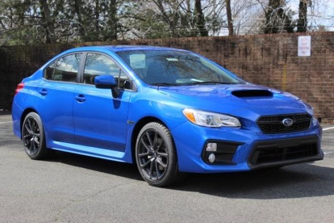 New 2019 Subaru WRX Premium (M6) Sedan JF1VA1C67K9821609 in Alexandria,VA
