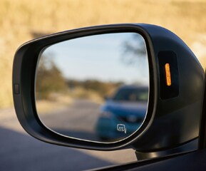 Blind-Spot Detection and Rear Cross