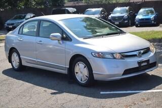 2007 Honda Civic Hybrid Sedan JHMFA36227S029014