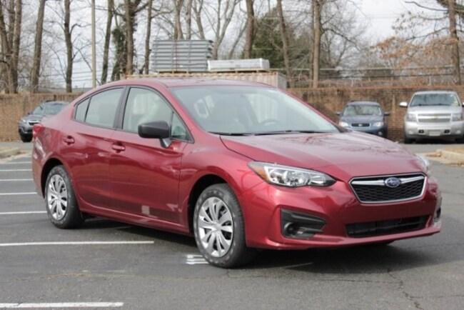 New 2019 Subaru Impreza 2.0i Sedan 4S3GKAA66K3613100 in Alexandria,VA