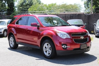Used 2013 Chevrolet Equinox LT SUV 2GNALPEK1D1155396 under $10,000 for Sale in Alexandria, VA