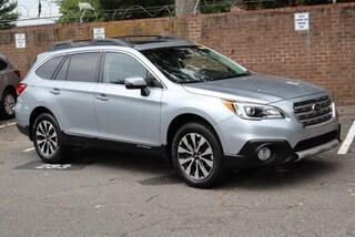 Used 2017 Subaru Outback 2.5i SUV 4S4BSAKC0H3253423 for sale in Alexandria, VA