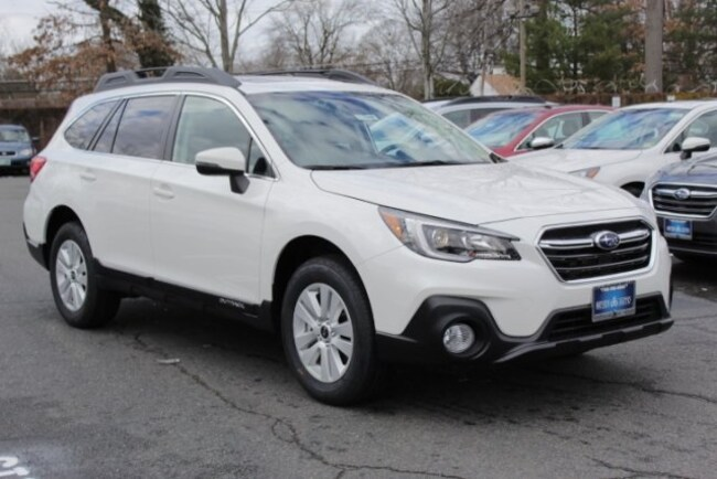 New 2019 Subaru Outback 2.5i Premium SUV 4S4BSAHC8K3272011 in Alexandria,VA