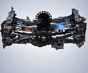 152-hp Direct-Injection SUBARU BOXER® Engine
