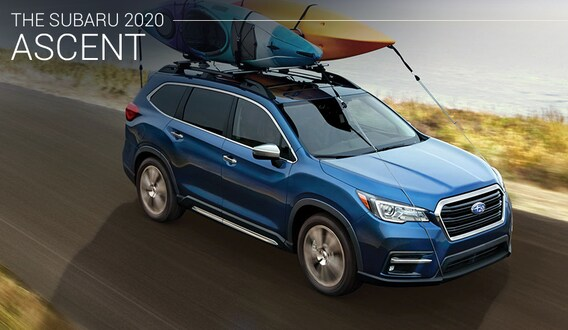 2020 Subaru Ascent: Changes, Design, Performance, Price >> 2020 Subaru Ascent Alexandria Va New Subaru Ascent Offers
