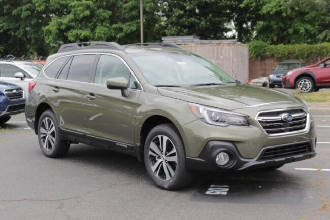 New 2019 Subaru Outback 2.5i Limited SUV 4S4BSANC4K3373762 in Alexandria,VA