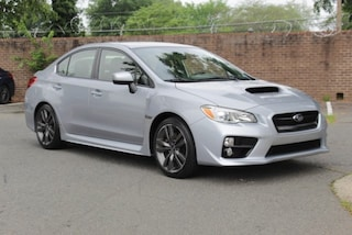 Used 2016 Subaru WRX Premium Sedan JF1VA1E6XG9810642 for sale in Alexandria, VA