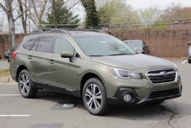 New 2019 Subaru Outback 2.5i Limited SUV 4S4BSAJC8K3335098 in Alexandria,VA