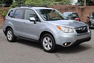 Used 2016 Subaru Forester 2.5i Limited SUV JF2SJAHC5GH423809 for sale in Alexandria, VA