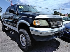 2003 Ford F-150 SuperCrew Lariat Crew Cab