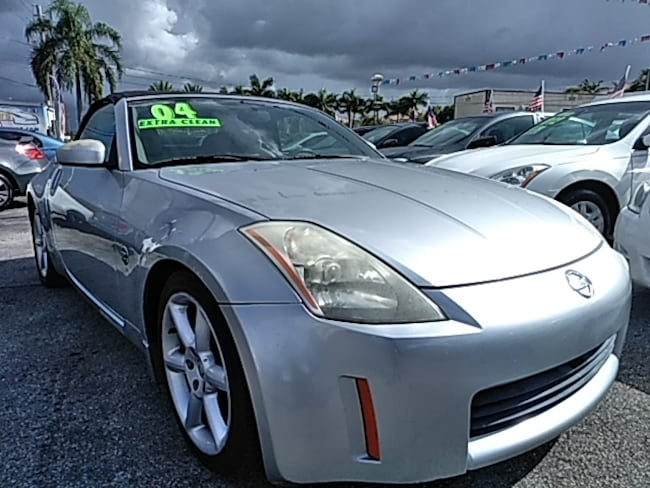 Used 2004 Nissan 350z Touring For Sale In Fort Lauderdale Fl Vin