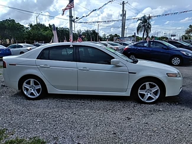 Used Acura TL For Sale In Fort Lauderdale FL Vin - Acura tl 2006 for sale