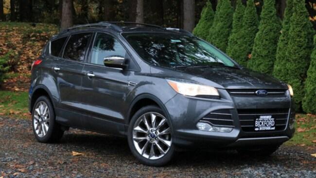 2015 Ford Escape FWD  SE SUV