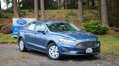New Ford 2019 Ford Fusion S Sedan 3FA6P0G73KR115712 in Snohomish, WA