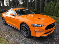 New Ford 2019 Ford Mustang FASTBACK GT Coupe 1FA6P8CF0K5140341 in Snohomish, WA