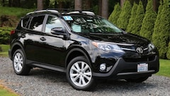 Used  2015 Toyota RAV4 AWD  Limited SUV 2T3DFREV0FW370975 in Snohomish, WA