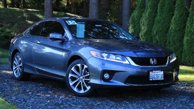 2015 Honda Accord Coupe V6 Automatic EX L Coupe