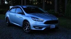 Used  2017 Ford Focus SEL Sedan 1FADP3H21HL315037 in Snohomish, WA