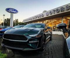 2019 Ford Mustang FASTBACK BULLITT Coupe