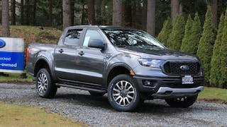 2019 Ford Ranger XLT 4X4 Truck