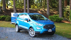 New Ford 2018 Ford EcoSport SE Crossover in Snohomish, WA