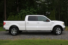 Used  2014 Ford F-150 LARIAT 4WD CREWCAB Truck in Snohomish, WA