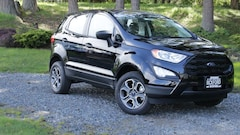 New Ford 2019 Ford EcoSport S 4X4 in Snohomish, WA